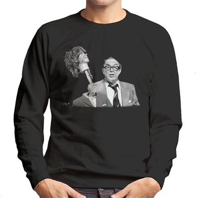 Eric Morecambe Men's Sweatshirt - Don't Talk To Me About Heroes