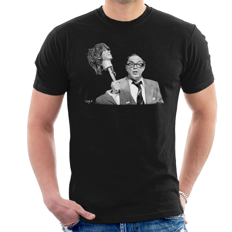 Eric Morecambe Men's T-Shirt - Don't Talk To Me About Heroes