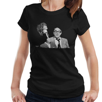 Eric Morecambe Women's T-Shirt - Don't Talk To Me About Heroes