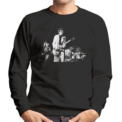 Bebop Deluxe Bill Nelson 1974 Men's Sweatshirt - Don't Talk To Me About Heroes