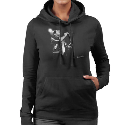 Eric Burdon And War 1974 Women's Hooded Sweatshirt