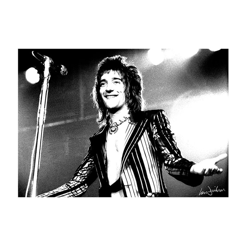 Faces Rod Stewart At Newcastle City Hall 1972 Men's Vest - Don't Talk To Me About Heroes
