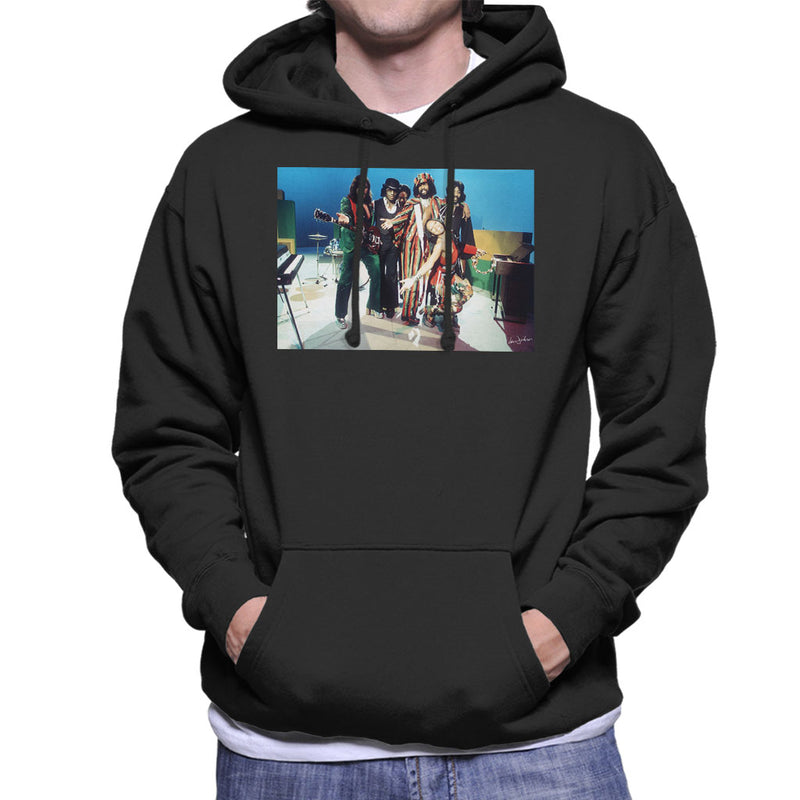 Graham Central Station Munich TV Studios 1975 Men's Hooded Sweatshirt - Don't Talk To Me About Heroes