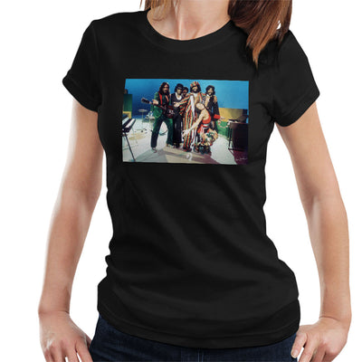 Graham Central Station Munich TV Studios 1975 Women's T-Shirt - Don't Talk To Me About Heroes