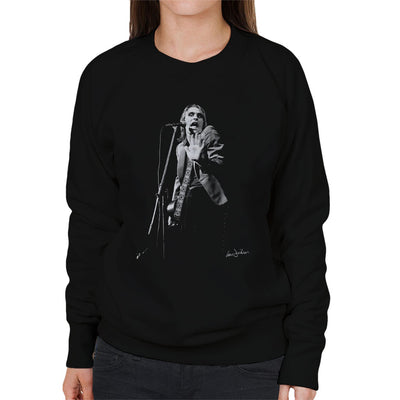 Steve Harley Live 1975 Women's Sweatshirt - Don't Talk To Me About Heroes