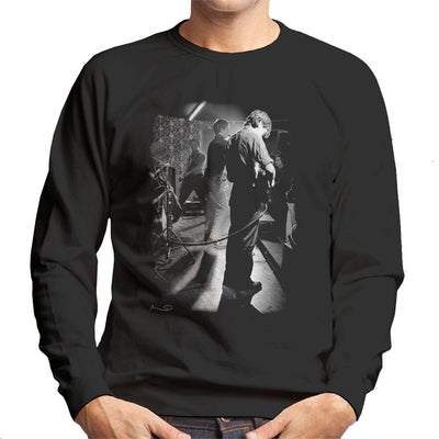 Joy Division Live At Bowdon Vale Youth Club Men's Sweatshirt