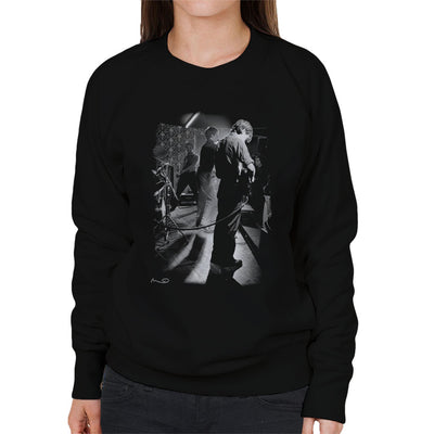 Joy Division Live At Bowdon Vale Youth Club Women's Sweatshirt