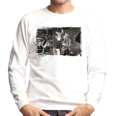 Joy Division At Bowdon Vale Youth Club Men's Sweatshirt