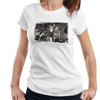 Joy Division At Bowdon Vale Youth Club Women's T-Shirt