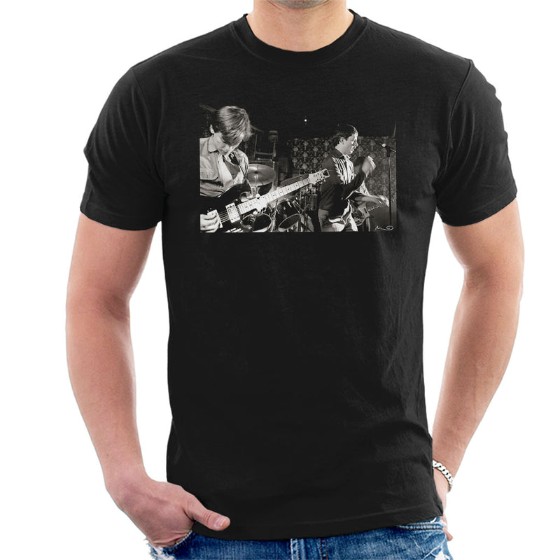 Joy Division Closeup Bowdon Vale Youth Club Men's T-Shirt