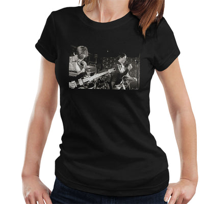 Joy Division Closeup Bowdon Vale Youth Club Women's T-Shirt