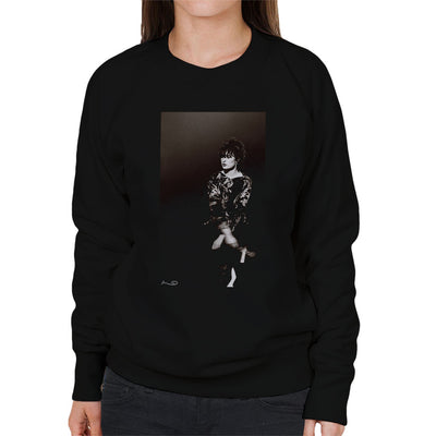 Siouxsie And The Banshees At Manchester Apollo 1980 Women's Sweatshirt