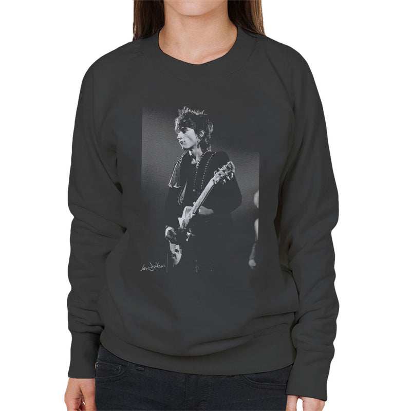 Johnny Thunders And The Heartbreakers Headscarf 1984 Women's Sweatshirt - Don't Talk To Me About Heroes