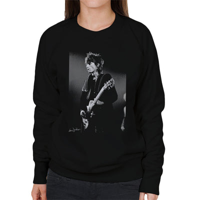 Johnny Thunders And The Heartbreakers Headscarf 1984 Women's Sweatshirt