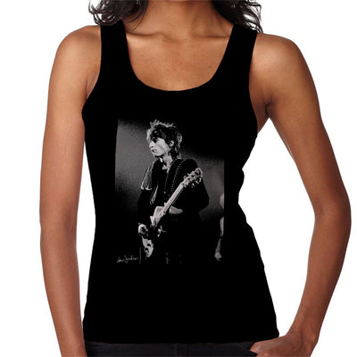 Johnny Thunders And The Heartbreakers Headscarf 1984 Women's Vest - Don't Talk To Me About Heroes