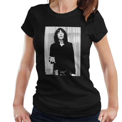 Patti Smith Smoking 1976 Women's T-Shirt - Don't Talk To Me About Heroes