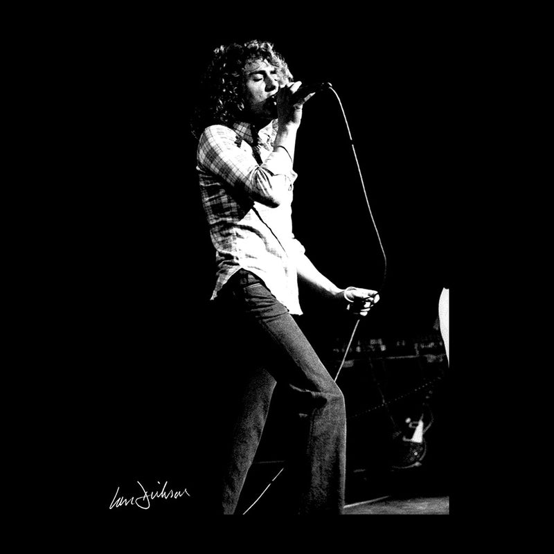 Roger Daltrey The Who Quadrophenia Tour London 1973 Women's Vest - Don't Talk To Me About Heroes