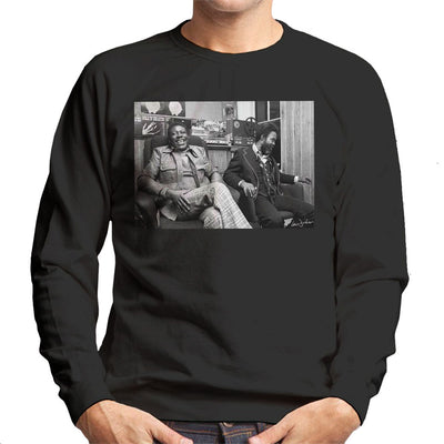 Sam and Dave 1974 Men's Sweatshirt - Don't Talk To Me About Heroes