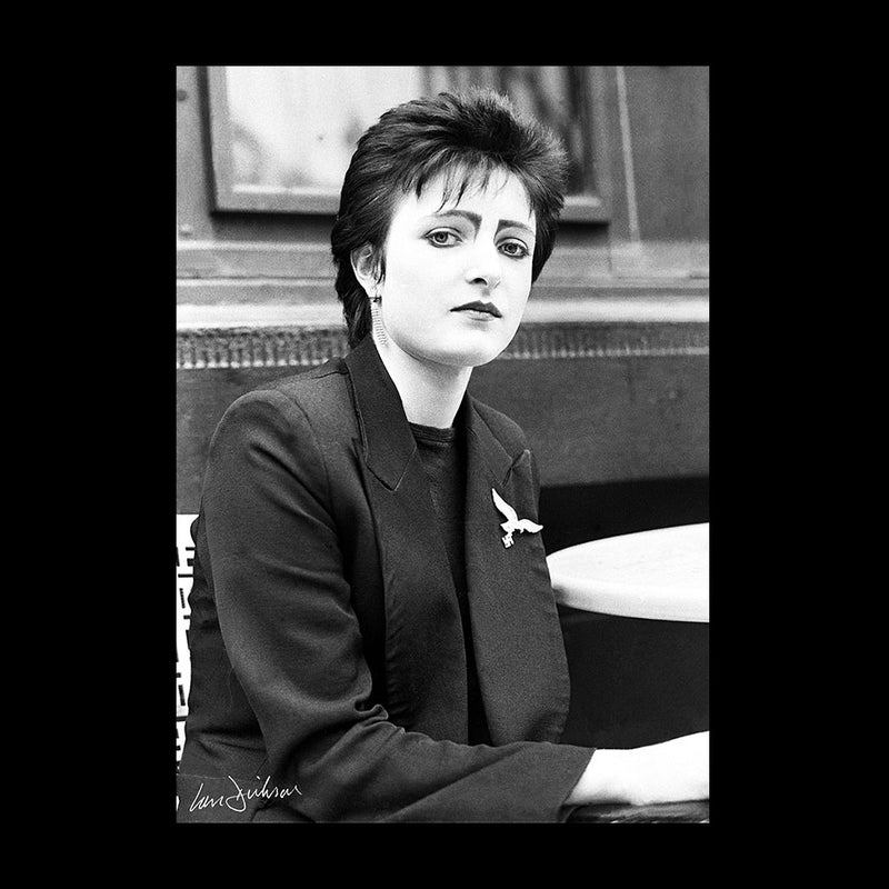 Siouxsie And The Banshees Side Profile 1977 Women's Vest - Don't Talk To Me About Heroes
