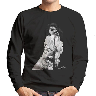 Uriah Heep David Byron 1973 Men's Sweatshirt