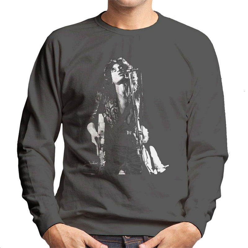The Winkies Guy Humphreys 1973 Men's Sweatshirt - Don't Talk To Me About Heroes