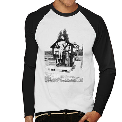 X Ray Spex Playground 1977 Men's Baseball Long Sleeved T-Shirt