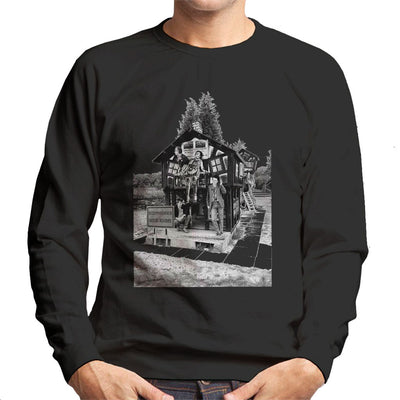 X Ray Spex Playground 1977 Men's Sweatshirt - Don't Talk To Me About Heroes