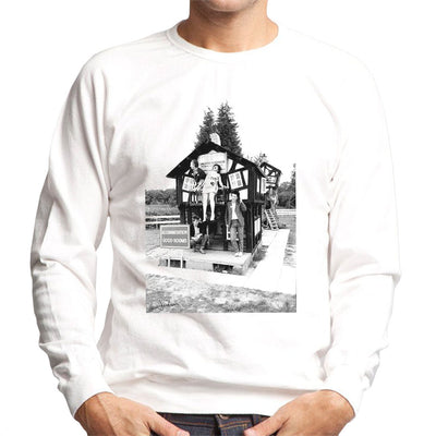 X Ray Spex Playground 1977 Men's Sweatshirt