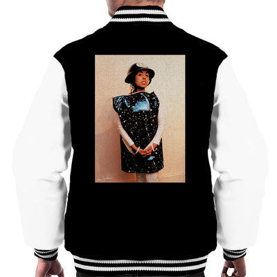 X Ray Spex Polly Styrene 1991 Men's Varsity Jacket - Don't Talk To Me About Heroes