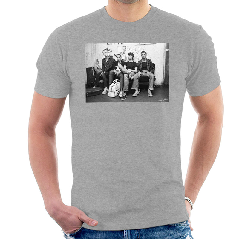XTC Backstage 1977 Men's T-Shirt - Don't Talk To Me About Heroes