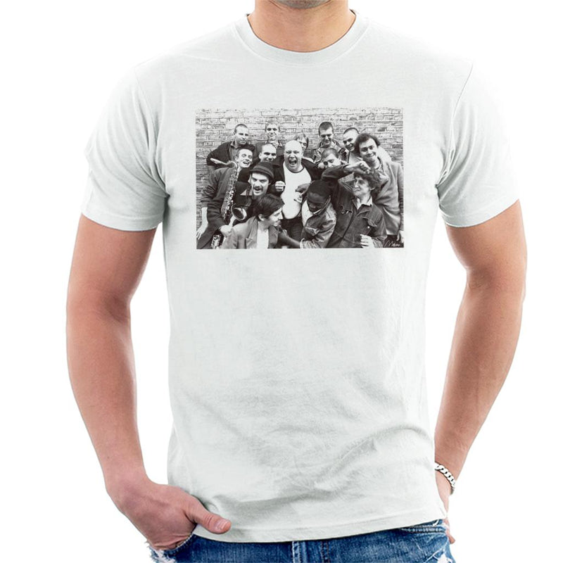 Bad Manners Band Shot Men's T-Shirt