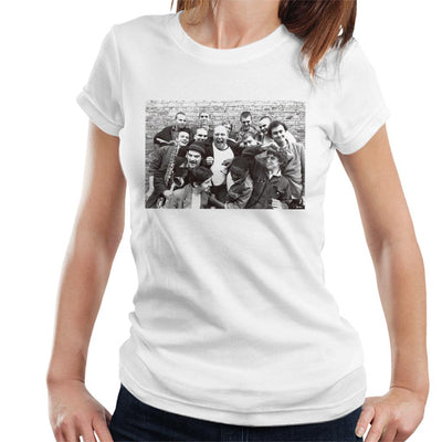 Bad Manners Band Shot Women's T-Shirt - Don't Talk To Me About Heroes