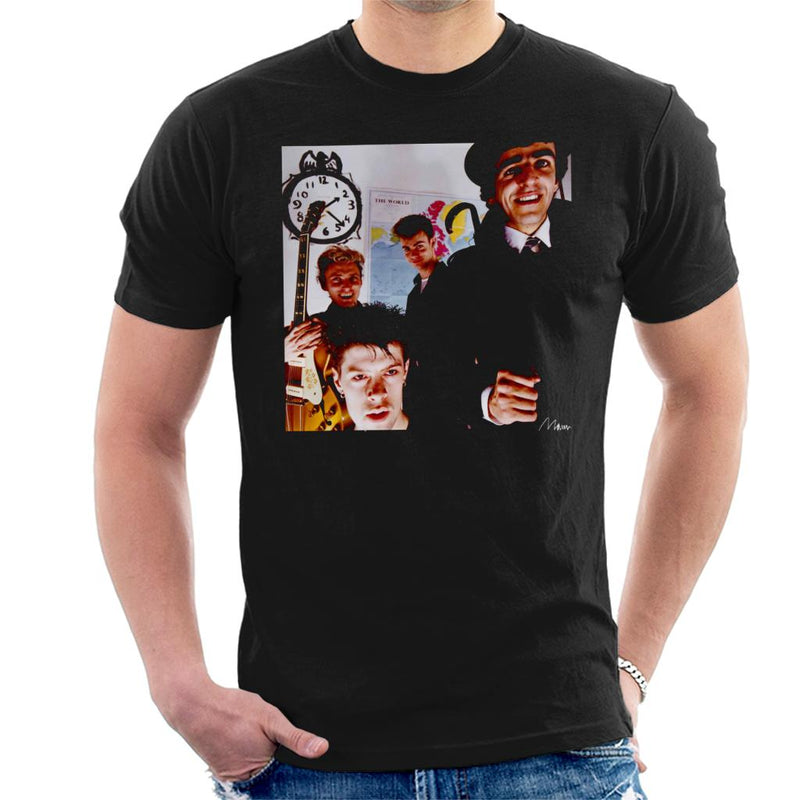 Killing Joke Band Shot Men's T-Shirt - Don't Talk To Me About Heroes