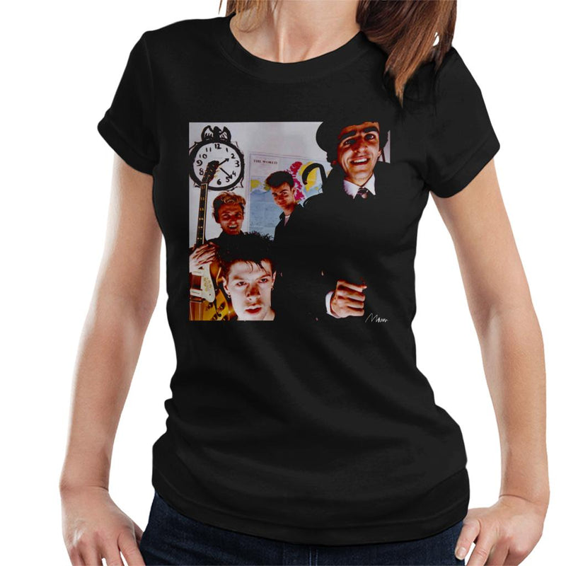 Killing Joke Band Shot Women's T-Shirt - Don't Talk To Me About Heroes