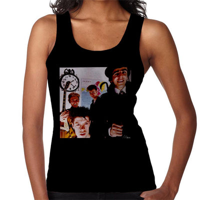 Killing Joke Band Shot Women's Vest - Don't Talk To Me About Heroes