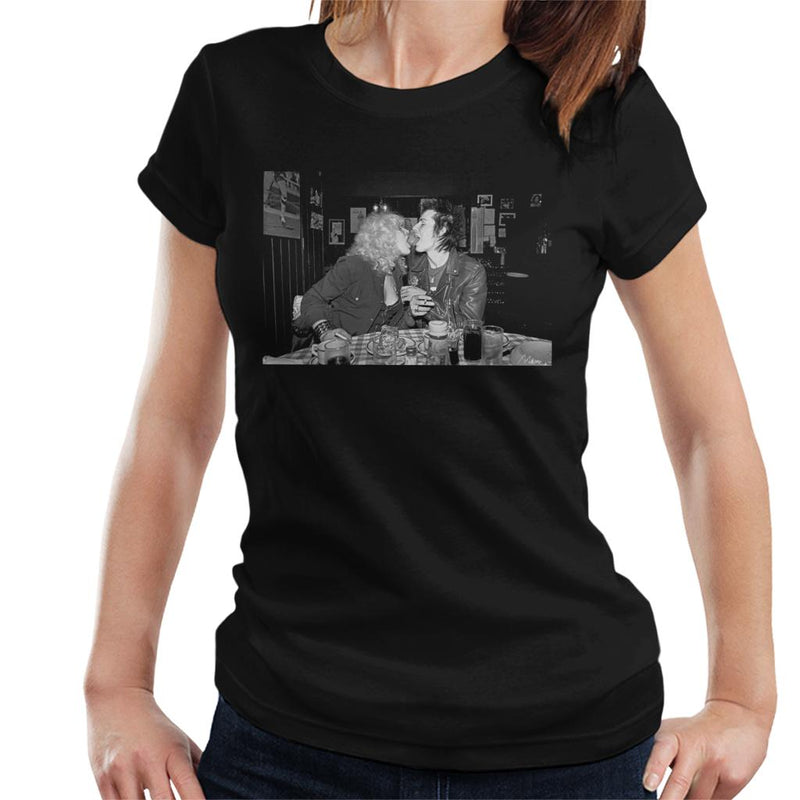 Sid Vicious And Nancy Spungen London 1978 Women's T-Shirt - Don't Talk To Me About Heroes