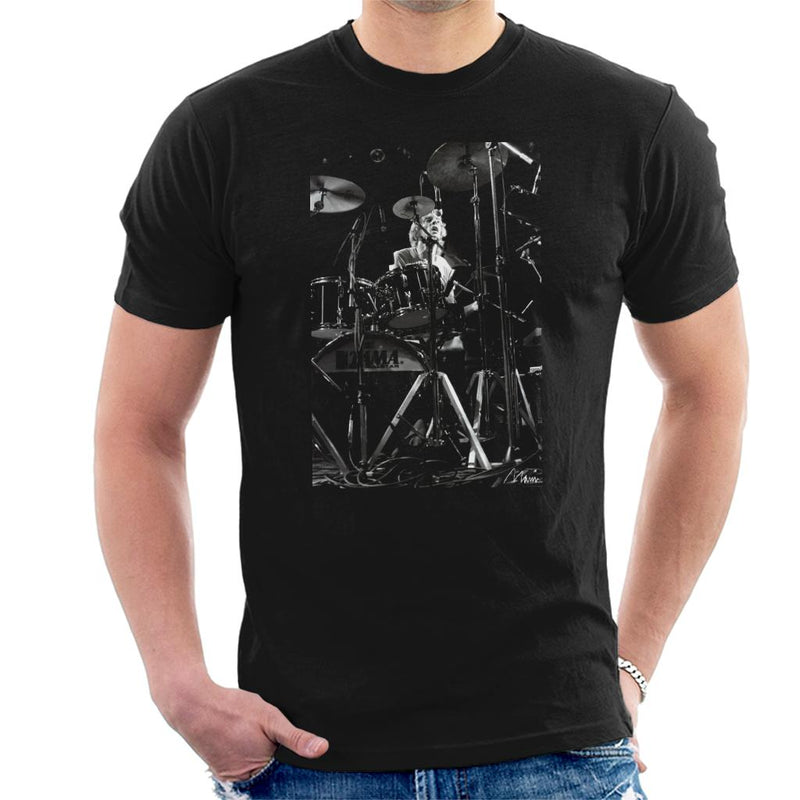 Stewart Copeland Of The Police Men's T-Shirt