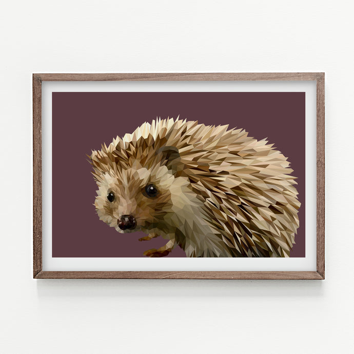 Hedgehog  |  Damson