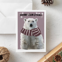 Christmas Card Box Set x 8 |  Endangered Species