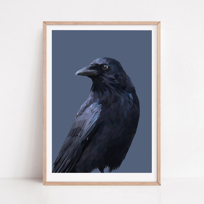 Carrion Crow  |  Twilight