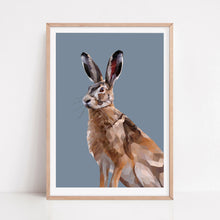 Brown Hare  |  Elderberry