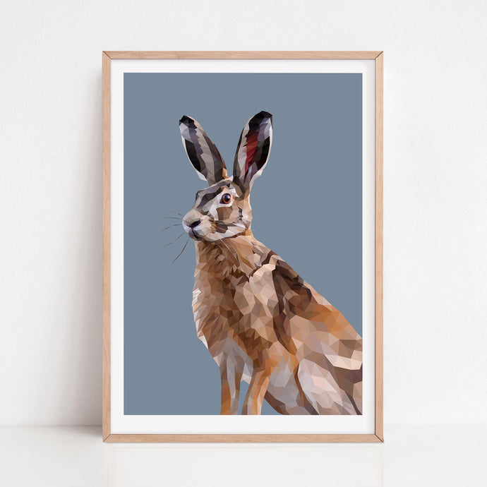 Brown Hare  |  Bluestone