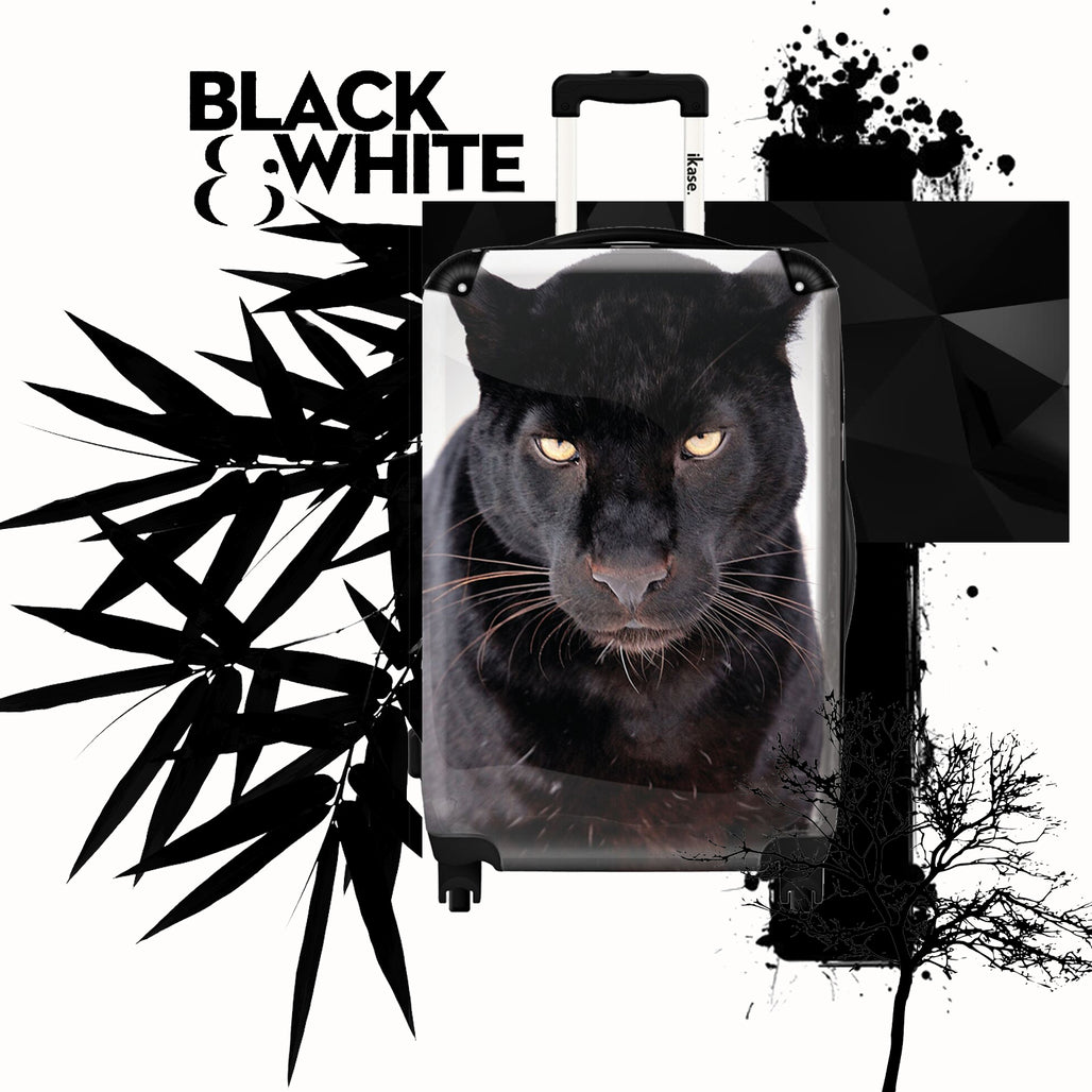 Black Panther suitcase by Ikase