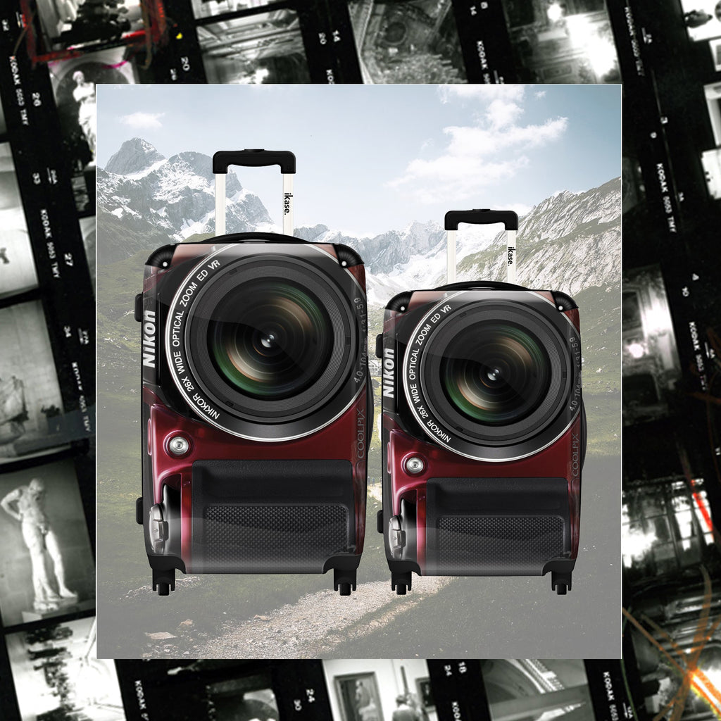 Camera suitcase by ikase