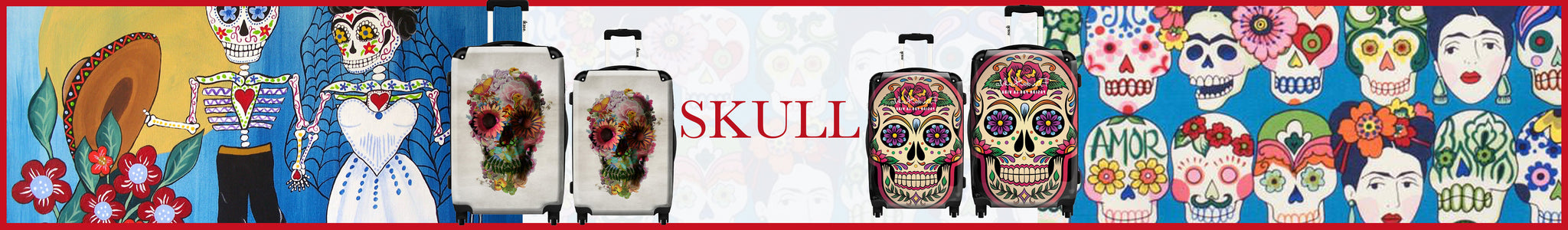 skulls collection by ikase