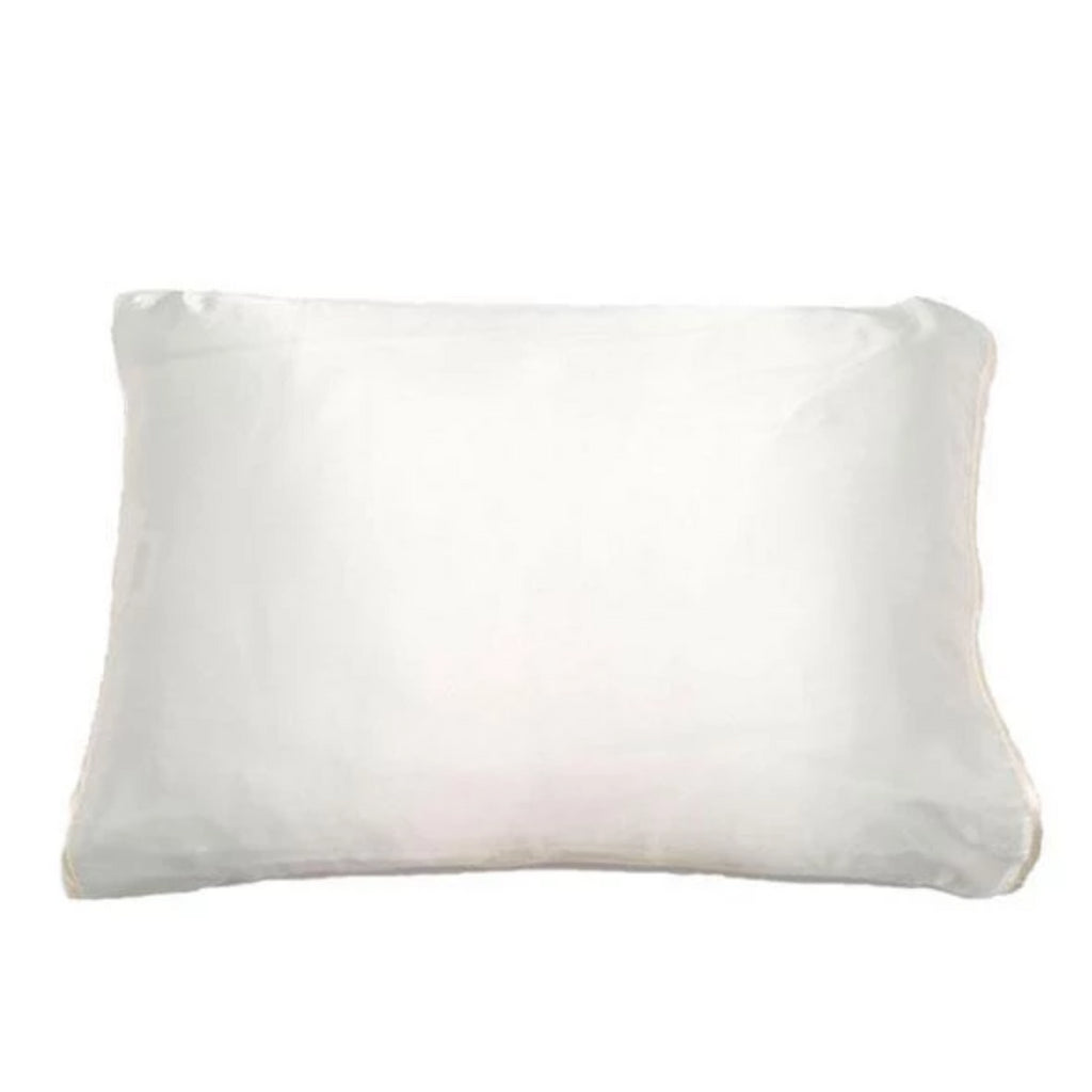 Silked Off-White / Ivory Silk Pillow Sleeve