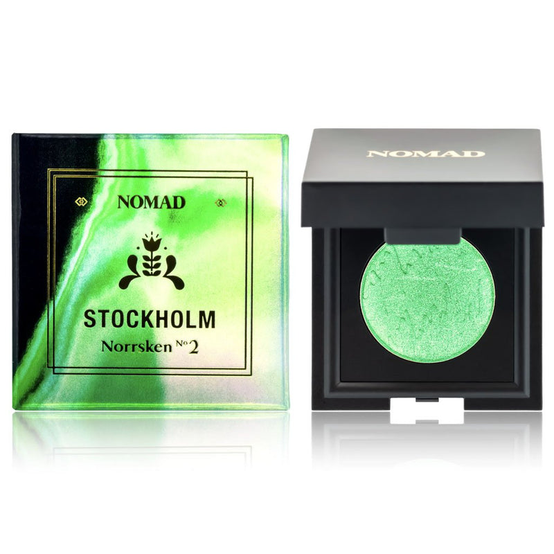Stockholm Northern Lights Intense Eyeshadow 4-Piece Set