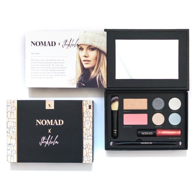 Stockholm All-In-One Makeup Palette
