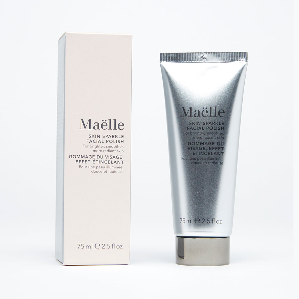 Maëlle Beauty Skin Sparkle Facial Polish