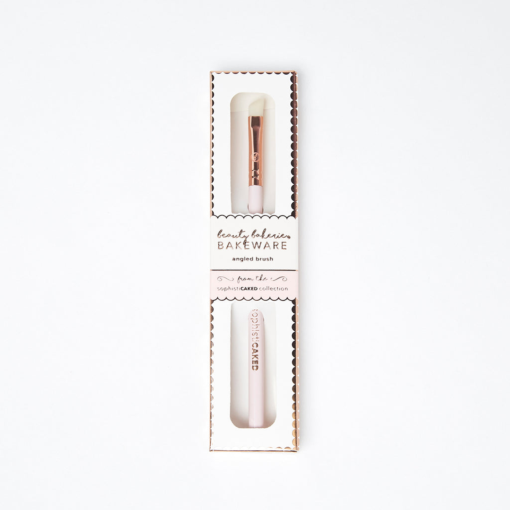 Beauty Bakerie Sophisticaked Angled Brush